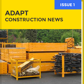 Adapt Formwork News Issue 1