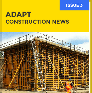 Adapt Formwork News Issue 3